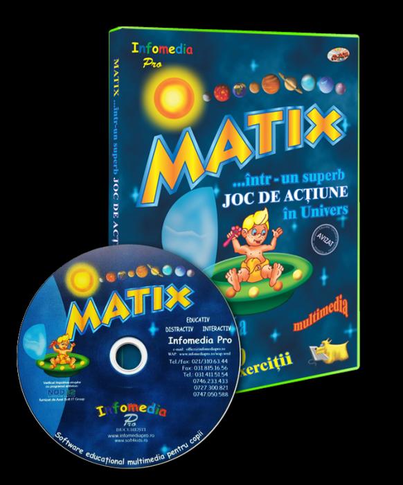 MATIX – Matematică pentru clasele a III-a şi a IV-a
