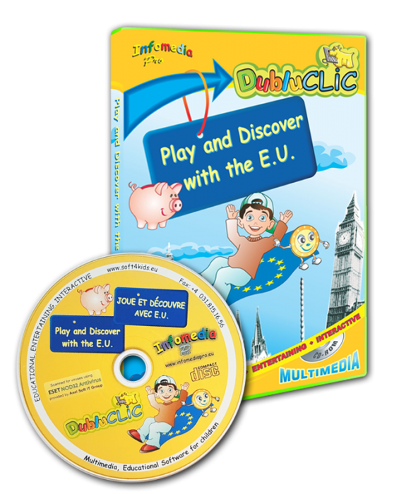 Play and Discover with the E.U.